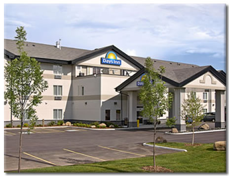 Days Inn North Hotel - Thunder Bay, Ontario