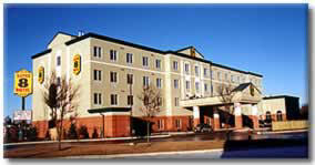 Super 8 Hotel - Pembina Highway - Winnipeg, Manitoba