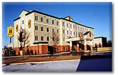 Super 8 Hotel - Winnipeg, Manitoba