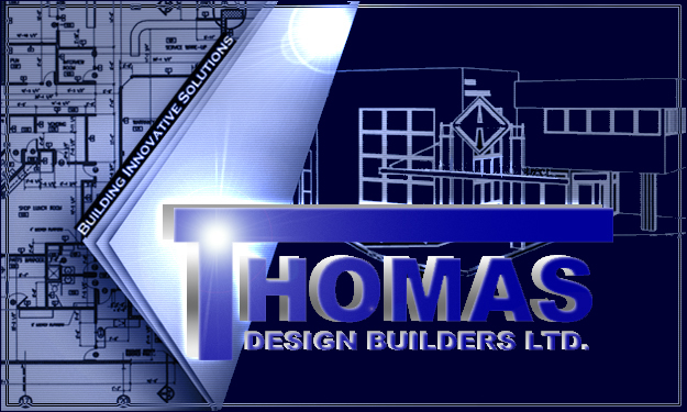 Welcome to Thomas Design Builders Ltd.